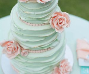 cake, party, and wedding image