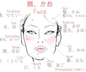 face, language, and japan image
