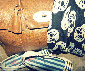 bag, mulberry, and shoes image
