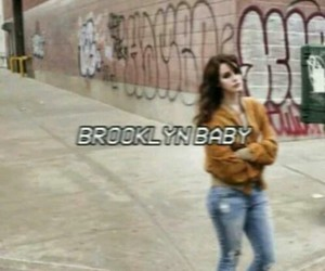 lana del rey, brooklyn baby, and grunge image