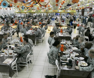 soldiers, thank you, and thanksgiving image