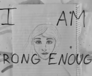 amazing, brave, and eating disorder image