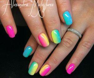 summer nails... image