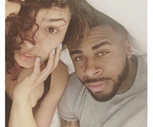 jordin sparks, sage the gemini, and so cute together image