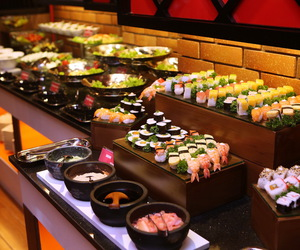 buffet, foods, and hotpot story image