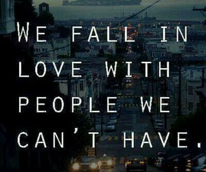 broken, fall in love, and people image