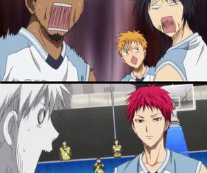 Akashi, kuroko no basket, and hayama image