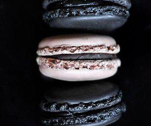 black, food, and sweet image