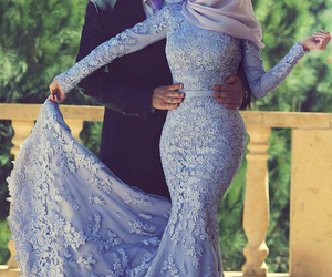 allah, dress, and elegant image