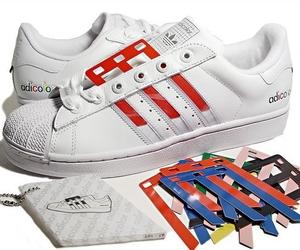 adidas and adicolor image