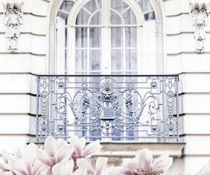 architecture, balcony, and design image