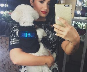 demi lovato, buddy, and demi image