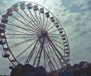awesome, beautiful, and ferris wheel image