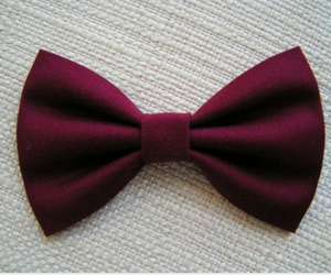 bow, hairbow, and style image