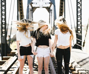 beautiful, style, and friends image