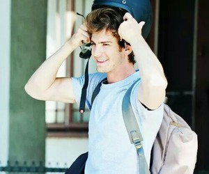 andrew garfield, spiderman, and the amazing spiderman image