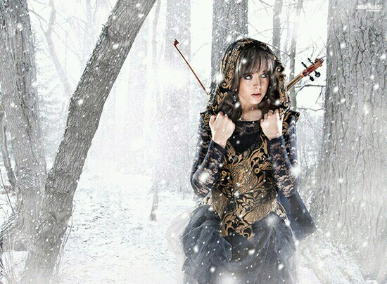 music, violin, and lindsey stirling image