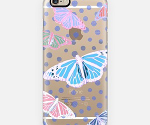butterfly, collection, and pastel image