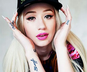 iggy azalea, Iggy, and tattoo image