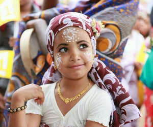africa, beautiful, and girl image