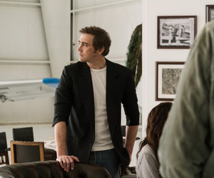 lee pace, aleksa palladino, and halt and catch fire image