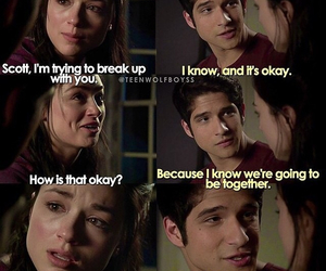 teen wolf, tyler posey, and love image