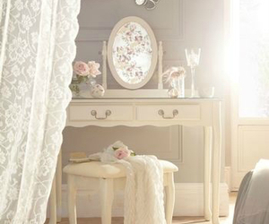 vintage, bedroom, and pretty image
