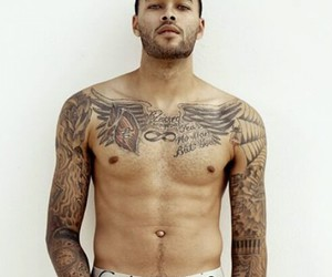 Calvin Klein and don benjamin image