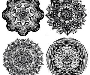 alternative, art, and black image