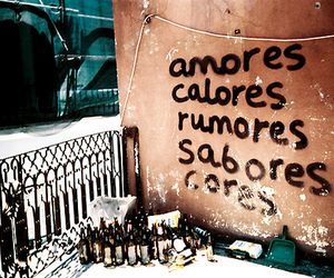 rumors, amores, and heat image