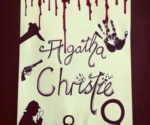 agatha christie, books, and films image