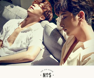 2PM, chansung, and wooyoung image