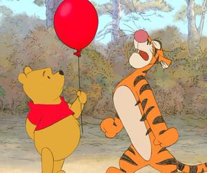 disney, pooh, and winnie the pooh image