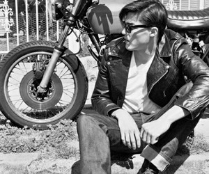 greaser, retro, and rockabilly image