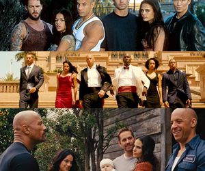 paul walker and fast and furious 7 image