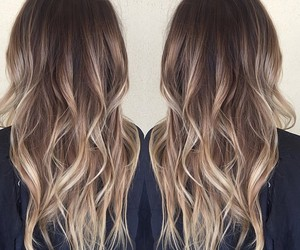 blonde, love, and hair goals image