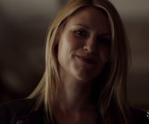 claire danes, hair, and carrie mathison image