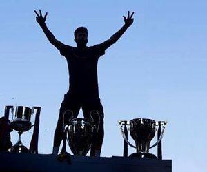 Barca, Barcelona, and gerard piqué image