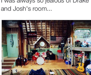 nickelodeon, drake and josh, and childhood memories image