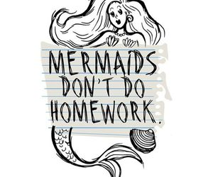 mermaid and funny image