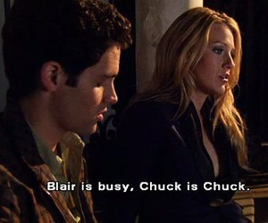 gossip girl, chuck bass, and dan humphrey image