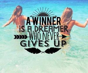 summer, dreamer, and winner image