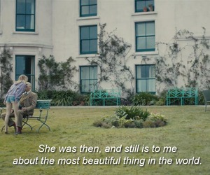 about time, love, and movie image