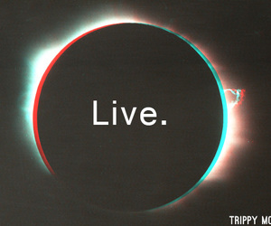 3d, black, and eclipse image
