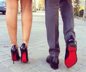 adorable, classy, and christian louboutin image