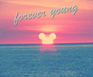 disney, forever, and Forever Young image