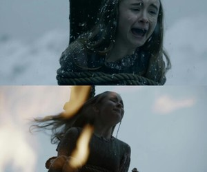 got, game of thrones, and shireen baratheon image