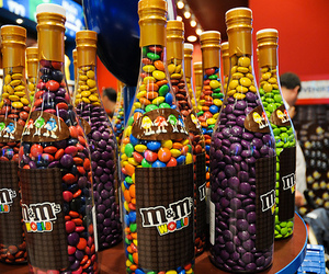m&m, food, and chocolate image