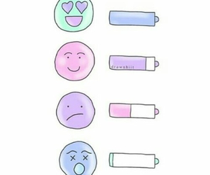 overlay, battery, and emojis image