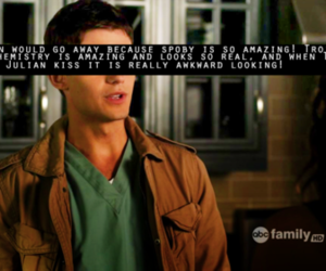 pretty little liars, pll, and spencer toby image